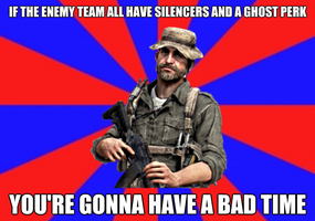 Call of Duty Meme: Silencers by Rodef-Shalom
