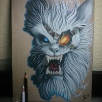 Rengar, the Pridestalker by Luunally