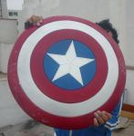 Captain America shield_06 by raultumba