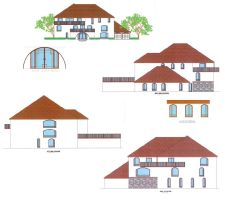Main House Elevations by A-han-343