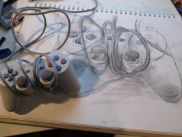 Controller Sketch Development by SymbiopticStudios