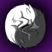 Pago and Milri- Yin Yang by DerCouch
