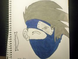 Kakashi by HexyLovesforever