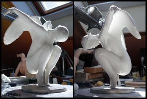 Parvus Levitas (in progress) by airglow