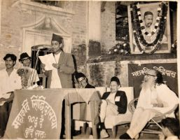 Poetry Reciting by sumangal16
