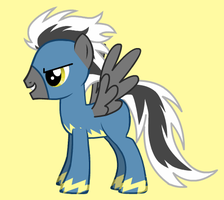 Thunder Bolt Wonderbolt by LyricArchive