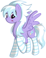 Cloud Chaser and Socks? by Frezien