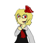 Rumia by Kat1004Flameheart