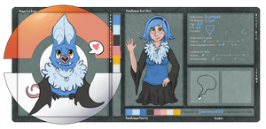 Pokemon Amie :: Lilah by CrossHound213