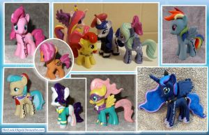 Custom MLP Autographed by HeyLookASign