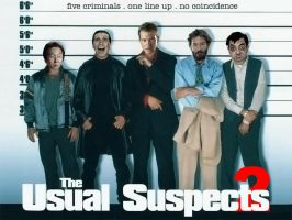 The usual suspects 2 by JPSpitzer