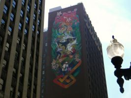 Building Graffiti by EndOfGreatness