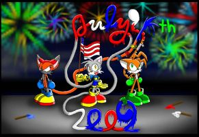 July 4 2009 by wisp2007