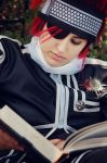 Lavi the bookman by KellyJane