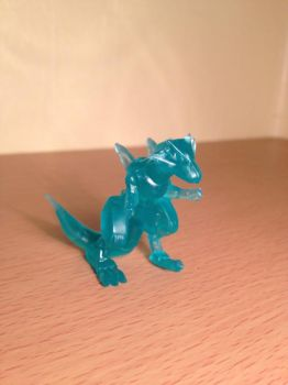 Jenozaura eraser clear Shadow clear blue by JRMzoids