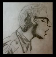 Chester Bennington Linkin Park by harsh1991