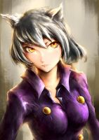 HxH  - Neferpitou by benevolencer