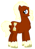 Tyrannian Doctor Whooves by tsarnickyii