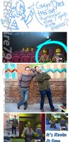 Hageman Bros. Cameo in NINJAGO ep.s 31-32!! *O* by BlueFire795