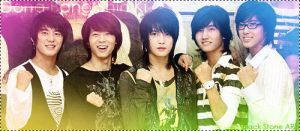 DBSK by KyoLovesRamen