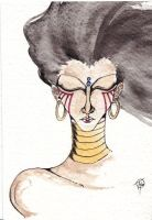 African or maybe Egyptian (2008) by Kat-RinaArt