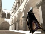 A knight  tale - The Atrium by timelord