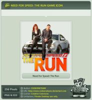 Need for Speed: The Run Icon by CODEONETEAM