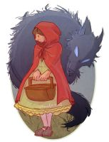 AC- Red Riding Hood by MadJesters1