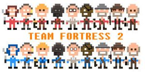 Team Fortress Teams by DB-Cooper
