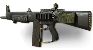 MW3: AA-12 by FPSRussia123