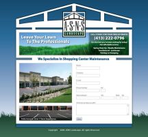 ASNS_Landing Page by omni6us