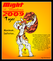 MoM 2009 - Tiger Maximum by DocWolph