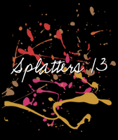 Splatters 13 by bombay101