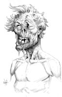 Zombie. by RyanOttley