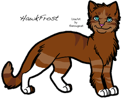 HawkFrost AMV Design by Taylor12323