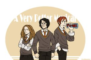 A Very Potter Musical by FowlHunter