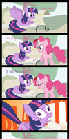 Comic Block: Unicorn Horn by dm29