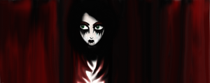 black and red by im0mad0hattress