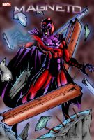 Magneto in Color by ssejllenrad2