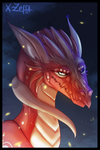 Prize: Dragon by X-Zelfa