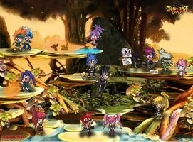 Grand Chase Chaos by LinkLaizengard