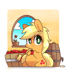 Applejack by ILifeloser