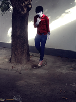 Cosplay Marshall Lee by DiogoSCabral