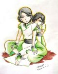 Beifong Sisters (GrumpyPants) by PentaghastRogue