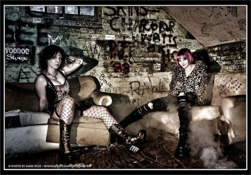 Gonna Punk you up by The-PussyCaT
