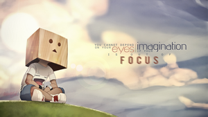 Mark Twain quoted Danbo by DomiNico20