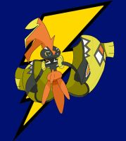 Guardian of Melemele: Tapu Koko
