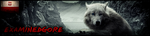 New forum signature - Wolf 2016 by WenexPL