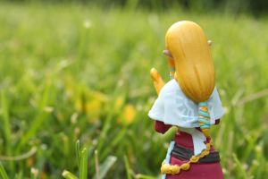 Zelda Figure 4 by GemstoneStudios