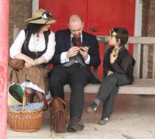 Victorian Steampunk Stock 57 by Aethergoggles-Stock